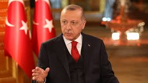 الرئيس رجب طيب اردغان يلغي حظر التجول بعد اقرارة ب 24 ساعة
